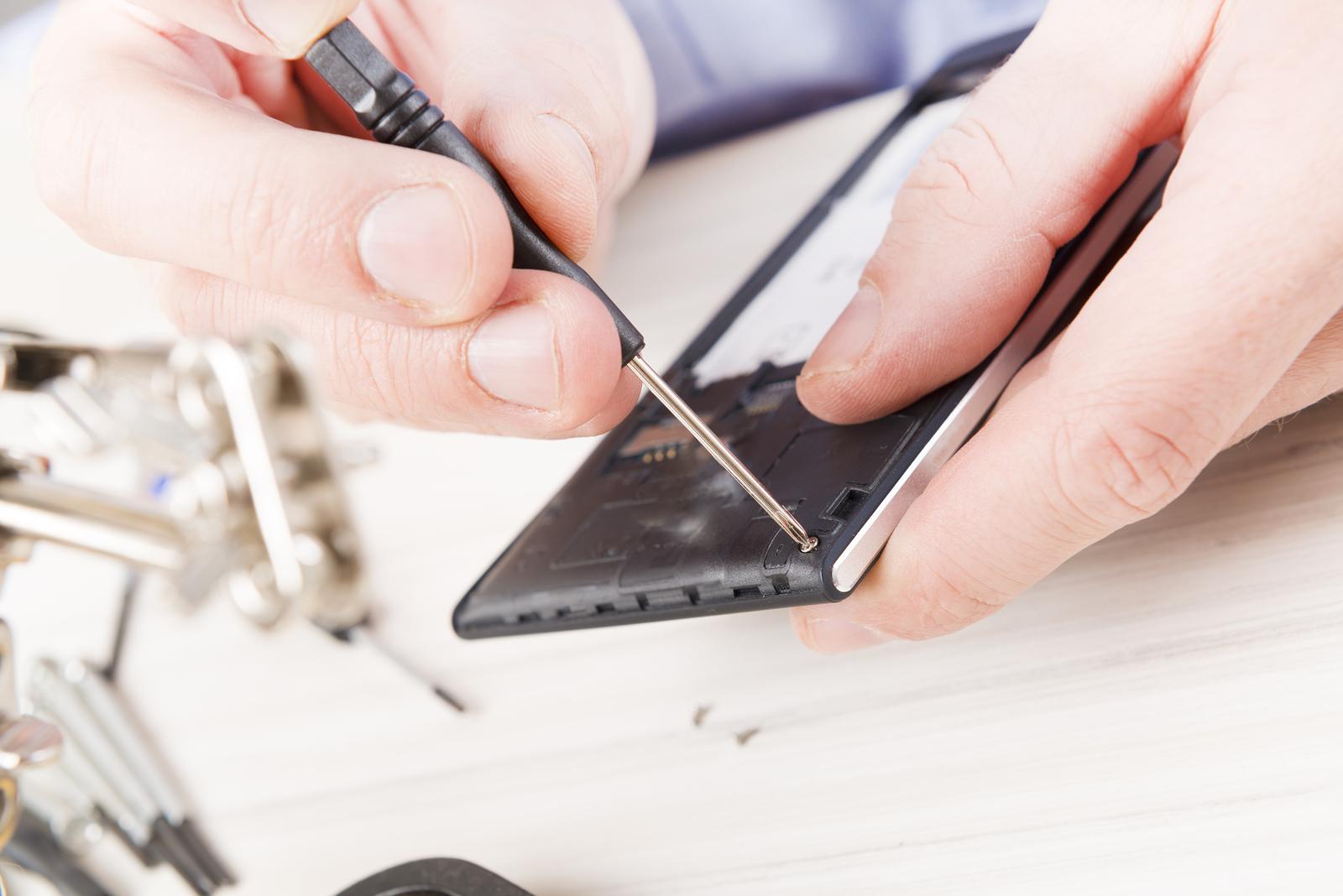Ремонт мобильный телефон своими руками