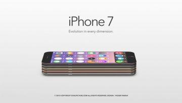 iPhone 7(?) w sklepach w połowie września
